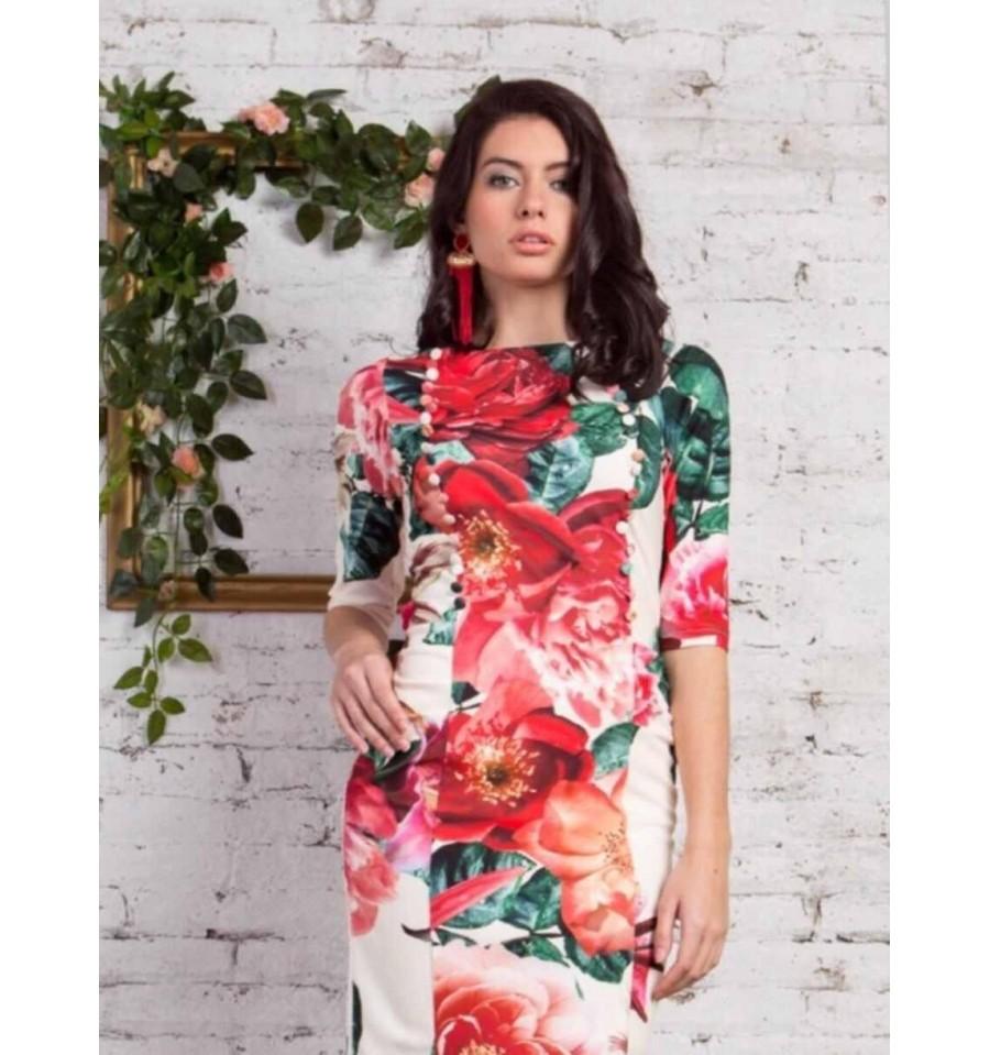 Lujo La Boda Vestido De Flores Embellecimiento - Ideas de Vestidos ...