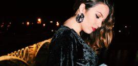 Vestidos negros para cenas de gala