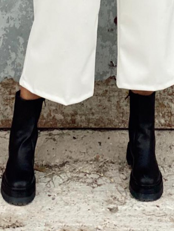 Botas Chelsea, botas baratas, botas plataforma, Mariquita Trasquilá