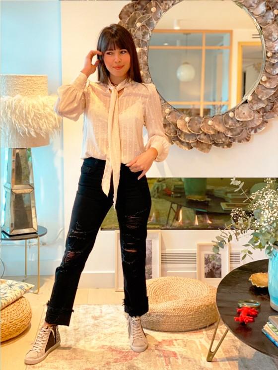 Blusa Bodoques Lazada, Camisa Mujer, Blusa Mujer, Blusa Barata, Mariquita Trasquilá