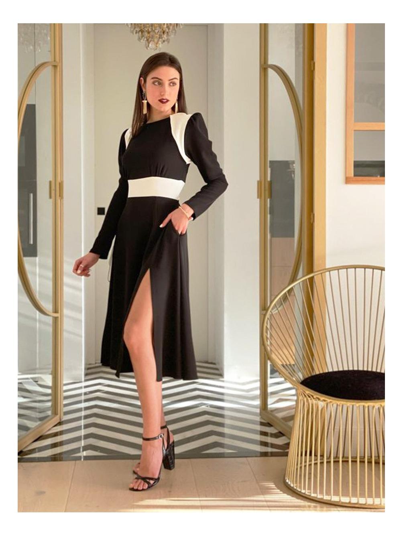 Vestido Mademoiselle M.T., Vestido de fiesta, Vestido Mujer, Vestido Exclusivo, Mariquita Trasquilá