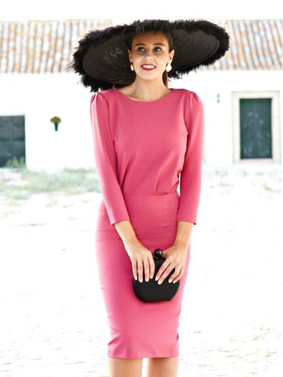 Vestido de fiesta, Marietta, invitada perfecta, espalda descubierta, Mariquita Trasquilá