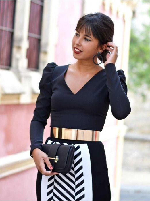 Blusa de fiesta Madame, invitada Perfecta, tienda de ropa de fiesta, Mariquita Trasquilá