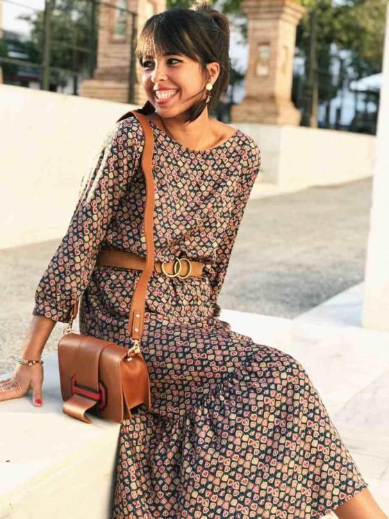 Vestido Love casual, vestido barato, tienda online España, Mariquita Trasquilá