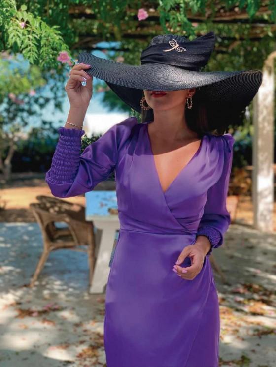 Vestido Jaramalva MT, vestido midi, vestido de fiesta, Mariquita Trasquila