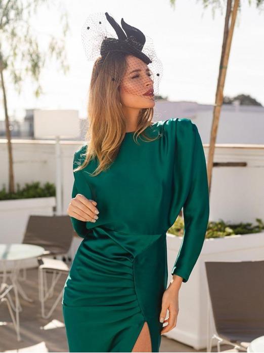 invitada perfecta, vestido de fiesta, Mariquita Trasquilá