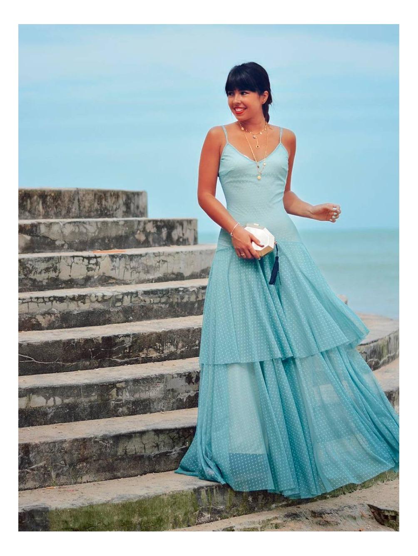 Vestido Plumeti Afra, vestido invitada boda, vestido de fiesta, Mariquita Trasquilá