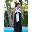 Vestido Largo Nuria M.T., vestido perfecto, vestido barato, Mariquita Trasquilá