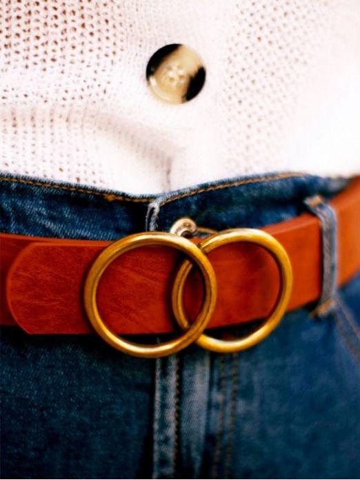 Cinturón Sweet, cinturón cuero, cinturón barato, Mariquita Trasquilá