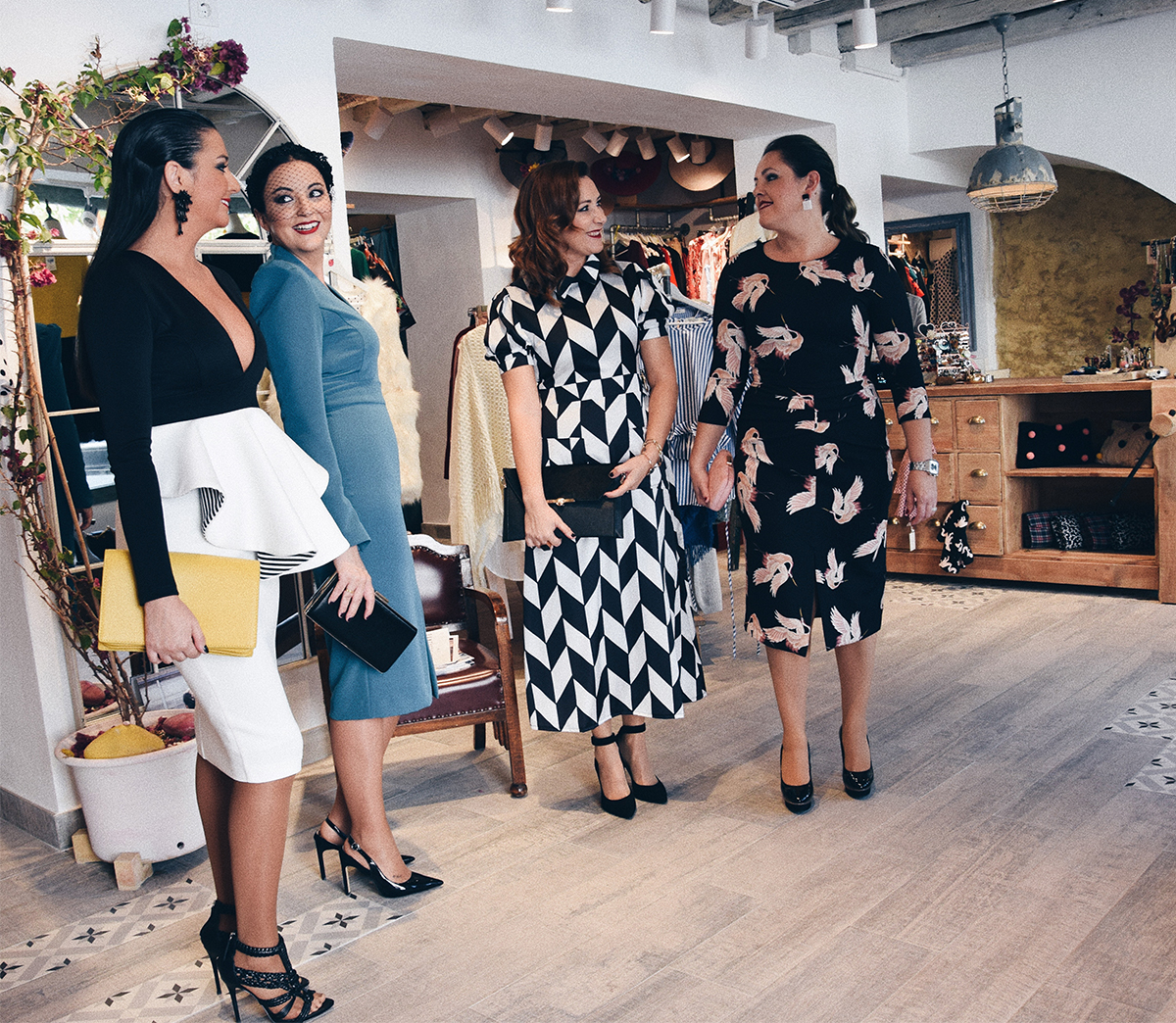 a7665aa59 Cuatro vestidos para bodas de otoño - Blog de Mariquita Trasquila